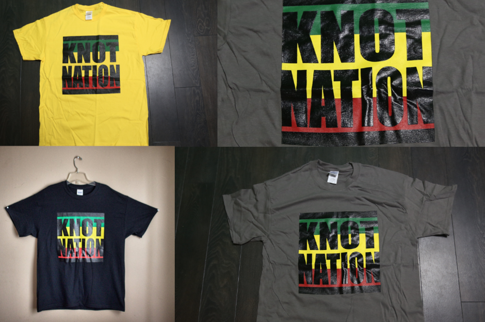 Image of KNOT NATION T-Shirt