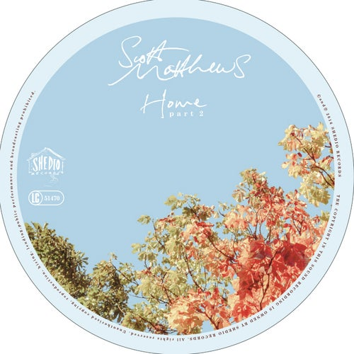 Image of Scott Matthews - Home Part II - CD
