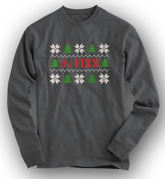 "Image of ""FIXXmas Sweater"" Long-sleeved Tee - LIMITED!"