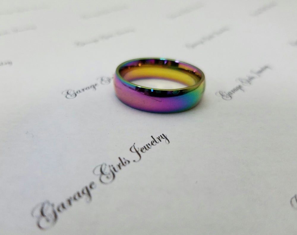Image of Neo Chrome Rings