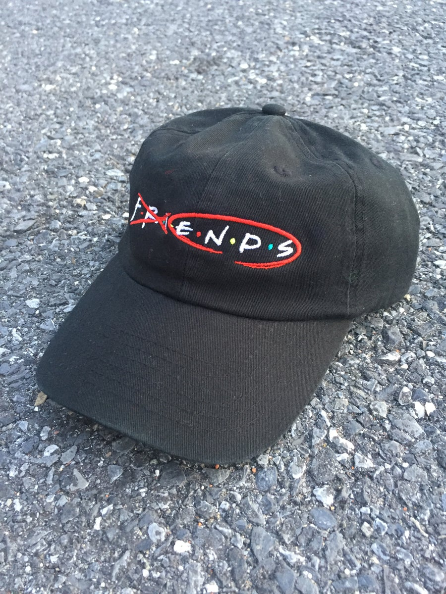 Image of Ends Not Friends Dad Hat/Snapback