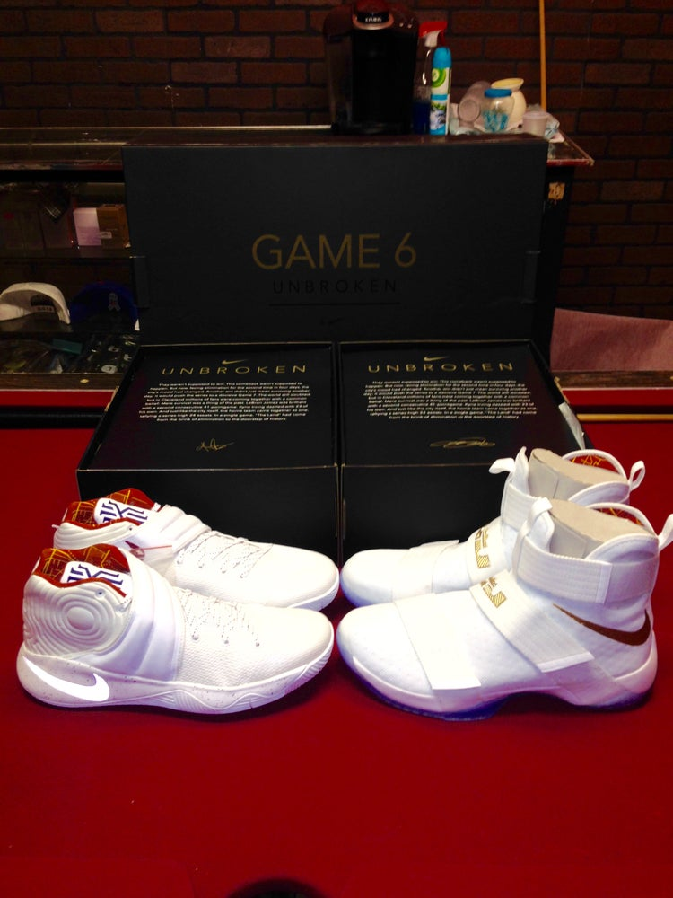 "Image of Game 6 Pack ""Unbroken"""