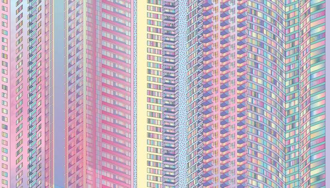Image of ISO BERLIN TOWERS III