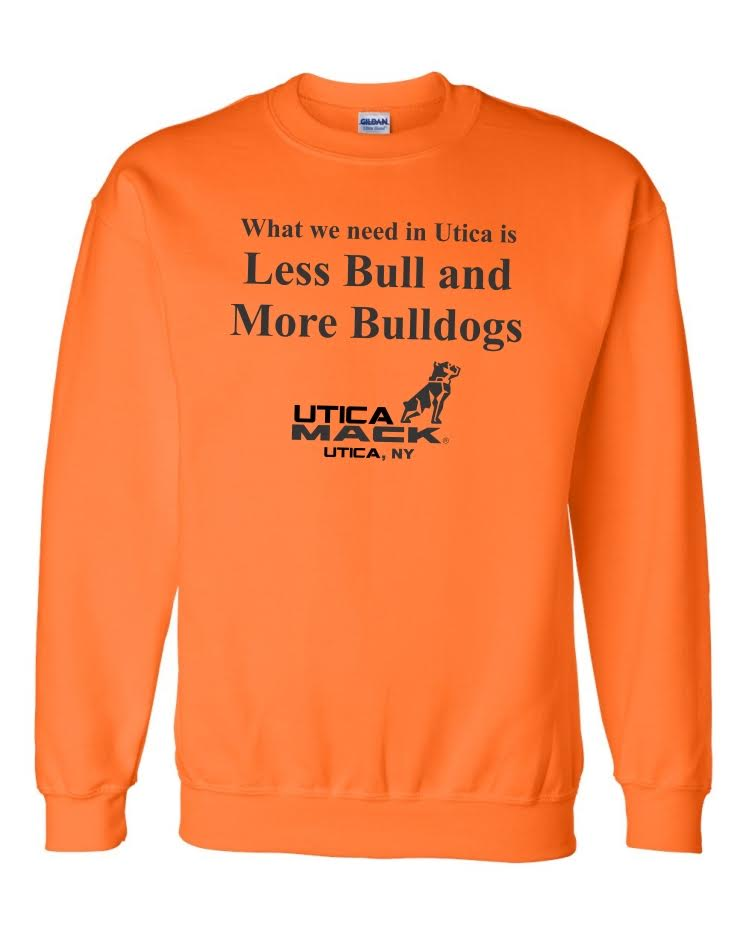 Image of Utica Mack Sweat Shirts