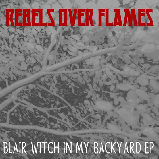 Image of Blair Witch In My Backyard EP *PHYSICAL DISK*