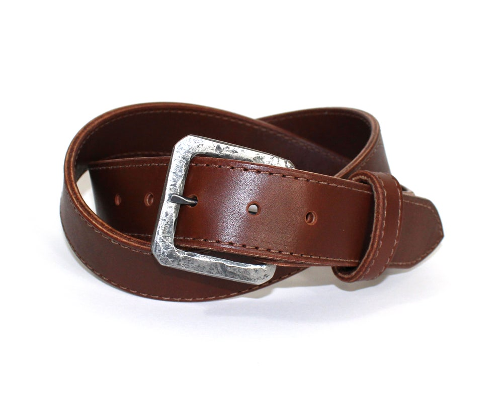Image of HERITAGE BELT - BROWN LATIGO
