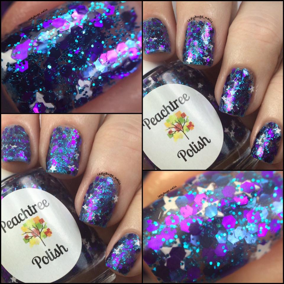 Image of Starry Night Nail Polish