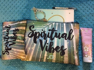 Image of Spiritual Vibes Clutch
