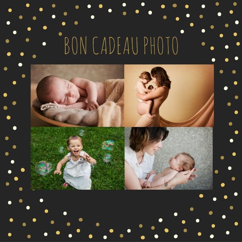 Image of BON CADEAU PHOTOS - FAMILLE - GROSSESSE - BÉBÉ 2 MOIS ET PLUS