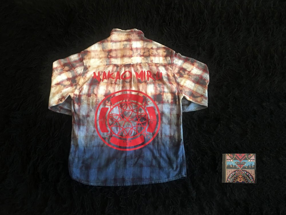 Image of Nakaomiru Flannel + Signed BITG2 CD