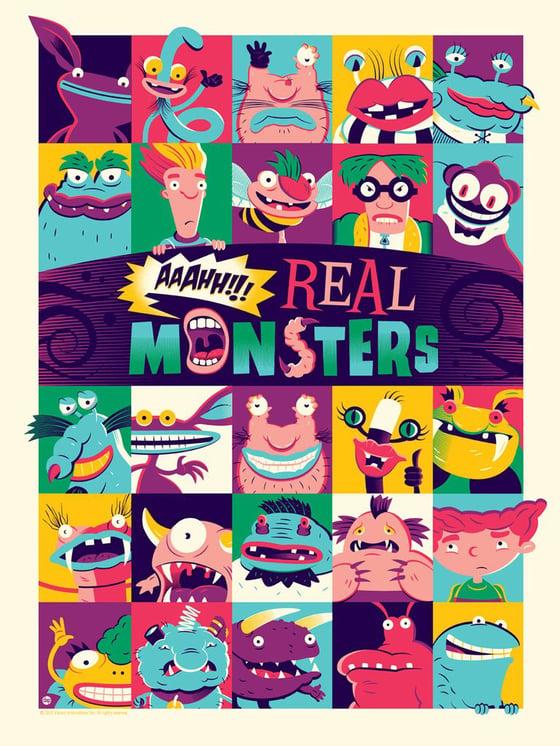 Image of Aaaahh! Real Monsters