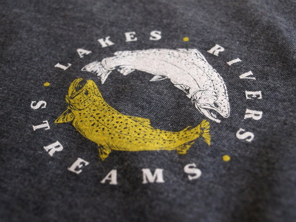 Image of LRS Silver and Gold Tee