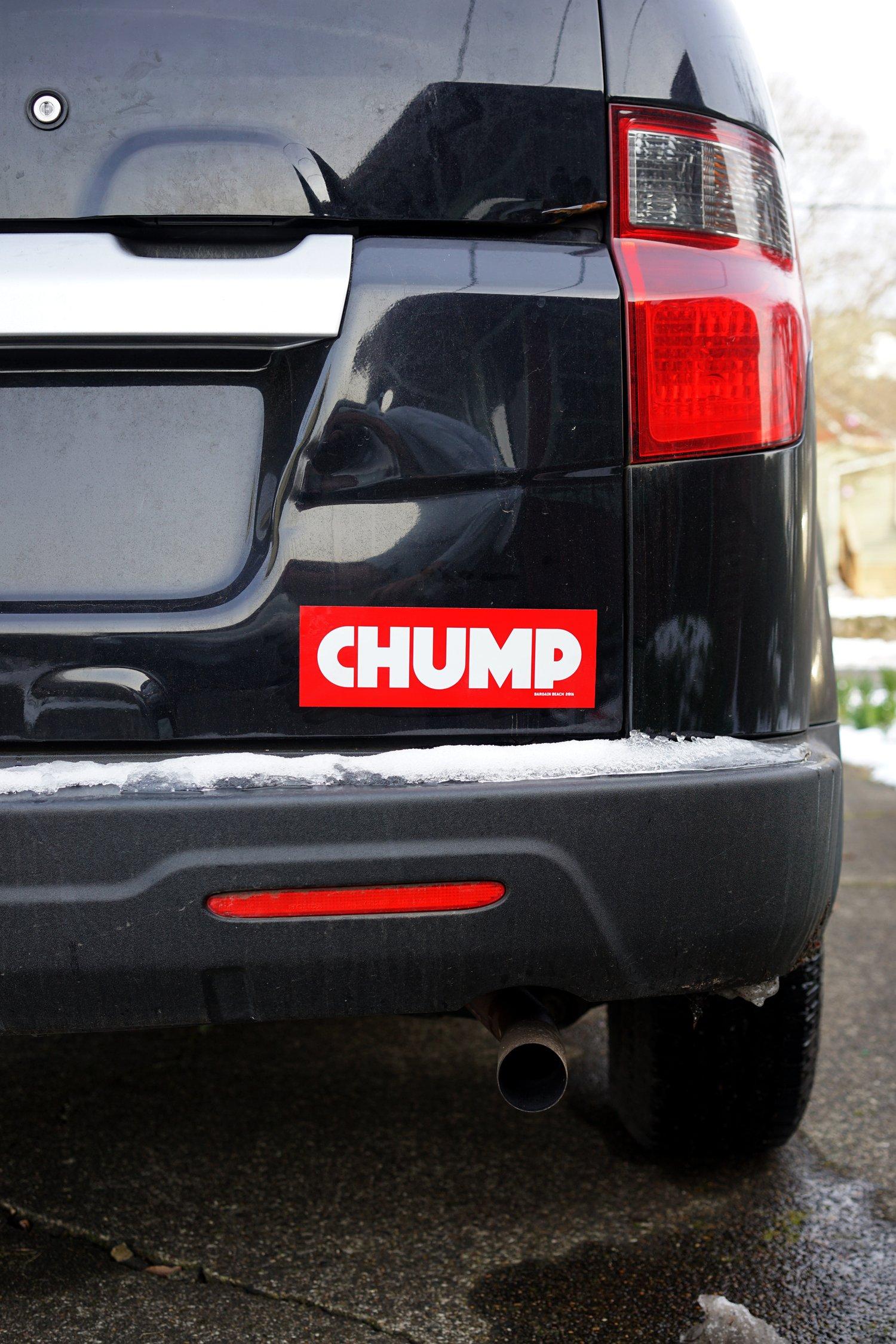 Image of Trumper Sticker