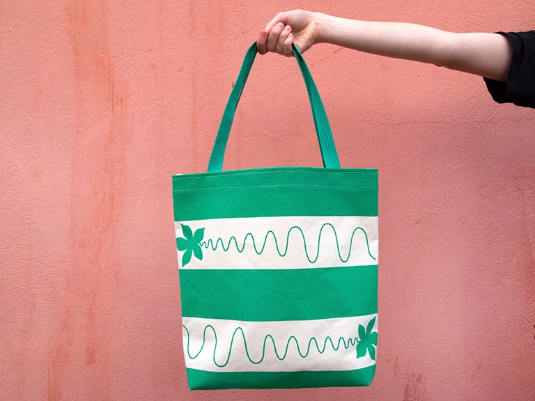 Image of Garden Snake Tote