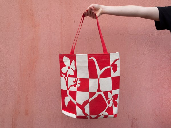 Image of Cherry Blossom Tote