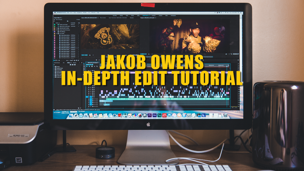 Image of Jakob Owens Editing Tutorial (Adobe Premiere)