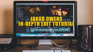 Image of Jakob Owens 1hr + Editing Tutorial! (Adobe Premiere)