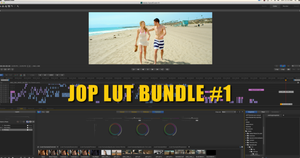 Image of JOP LUT BUNDLE #1