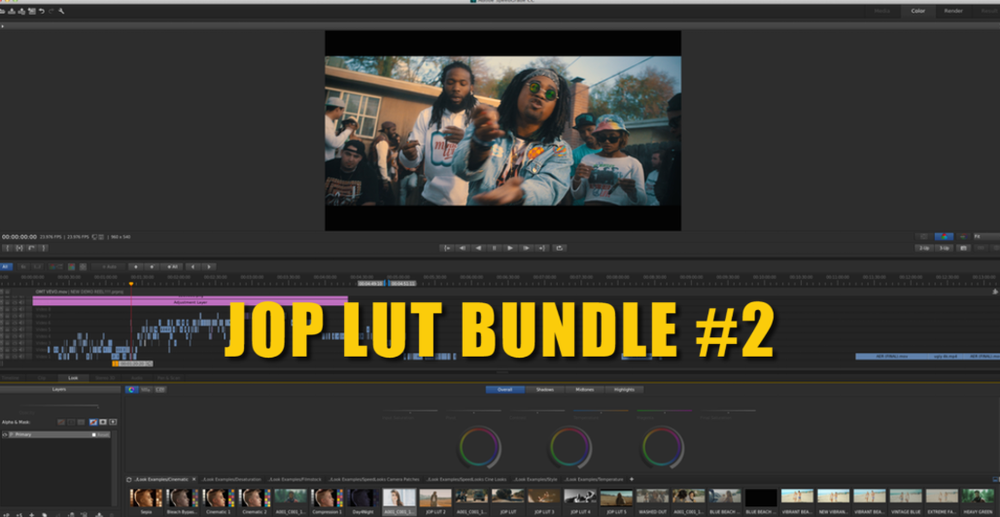 Image of JOP LUT BUNDLE #2