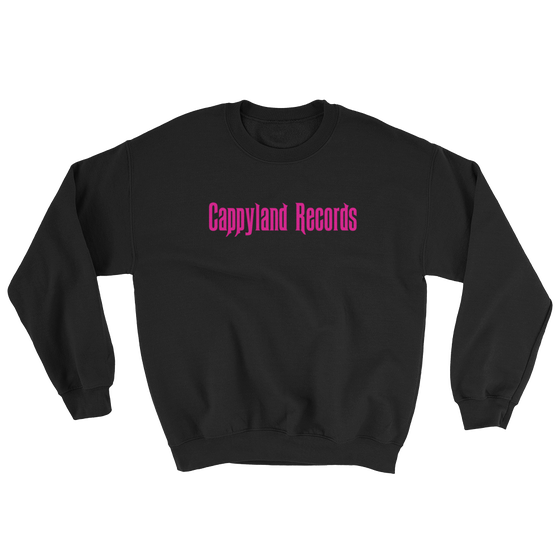 Image of Cappyland Records Womens Sweatshirt