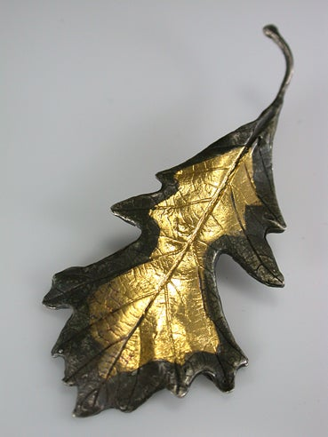 Image of Oak Leaf Pin