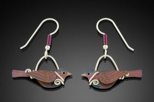 Image of Bird Earrings