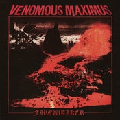 "Image of Venomous Maximus ""Firewalker"" CD"