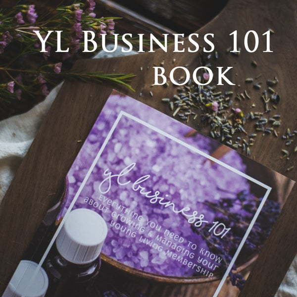 Image of Young Living Business 101 Book.