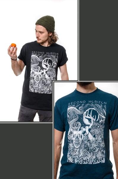 "Image of ""Albdruck"" T-Shirt (unisex)"