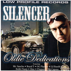Image of Silencer- Oldie Dedication LPG CLASSIC CD