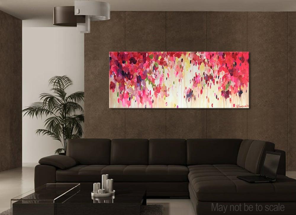 Image of 'Paradisus' - 152x60cm