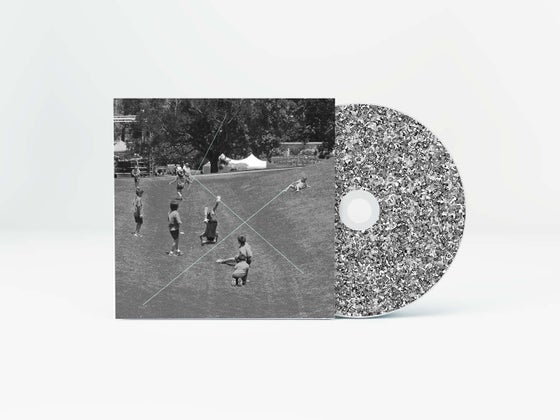 Image of Uncolored CD