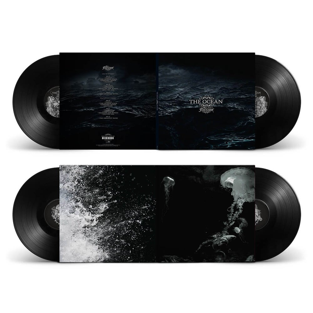 THE OCEAN - Fluxion / VINYL 3xLP