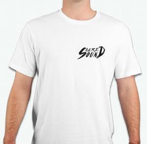 Image of Sacred Sound T-Shirt (White)