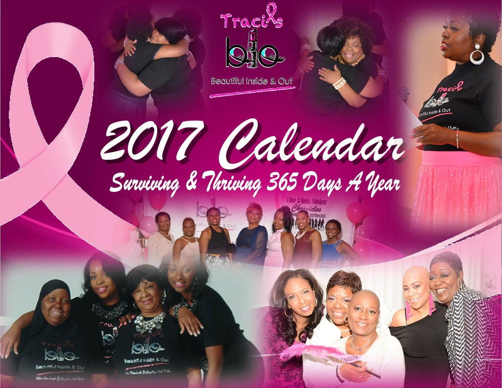 Image of 2017 Special Edition Calendar