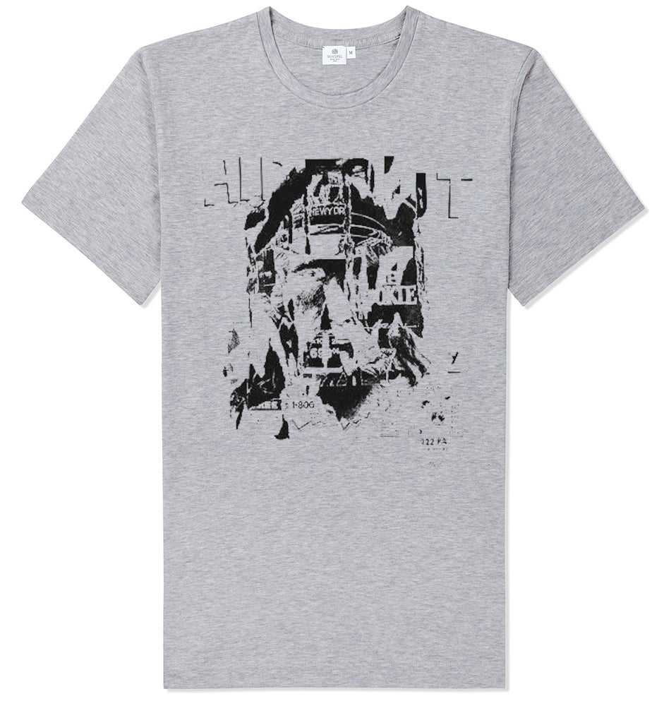 Image of Hideout – Rookie Grey tee