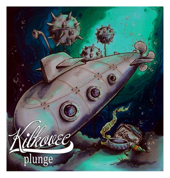 Image of 'PLUNGE' EP - CD