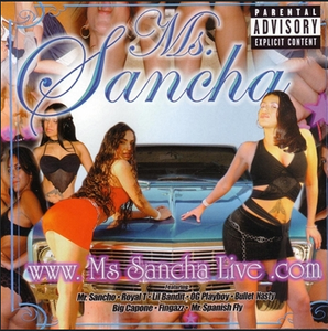 Image of Ms. Sancha – www.MsSanchaLive.com  CLASSIC CD