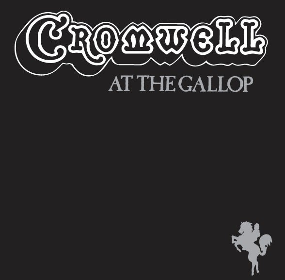 Image of CROMWELL - 'At The Gallop' (Got Kinda Lost, 2017 - GKL008/GKL008CD) ALL EDITIONS