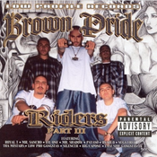 Image of Brown Pride Riders Vol. 3 CLASSIC CD
