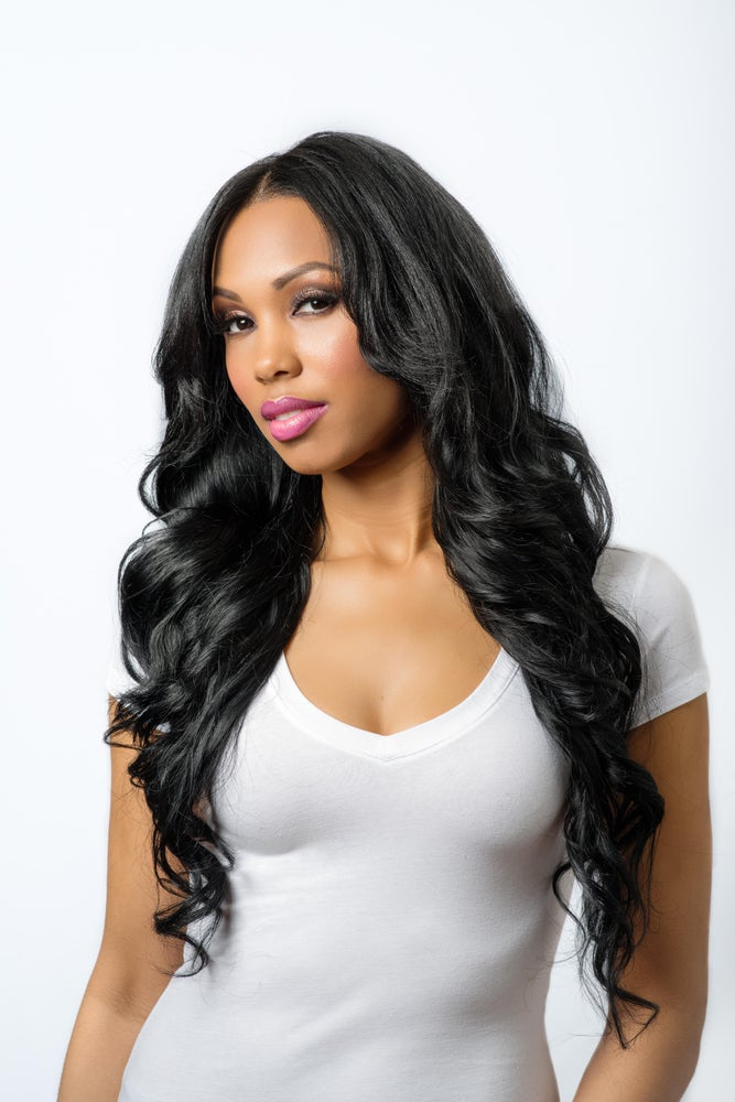 Image of Body Wave U-part Wig