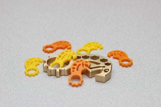 Image of Color Changing Mini Kobra Beads!