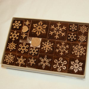 Image of Small box of Snowflakes by Starshaped