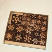 Image of A Large Box of Snowflakes by Starshaped