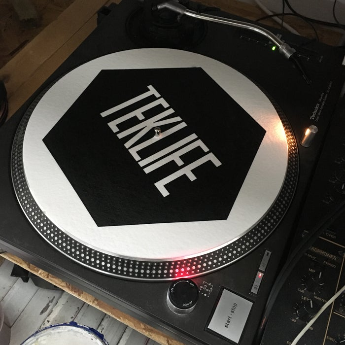 Image of TEKLIFE 021 SLIPMATS