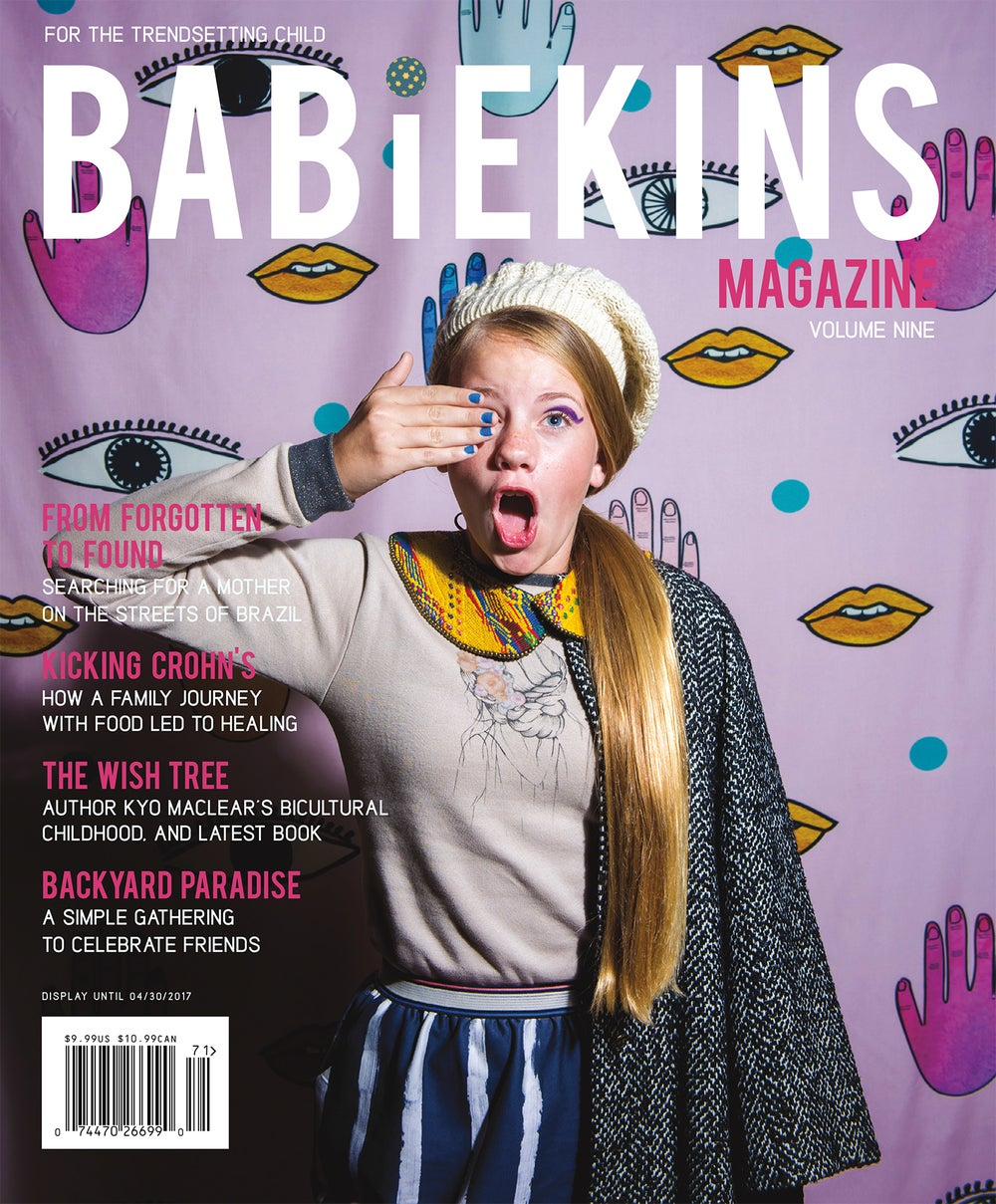 Image of Babiekins Magazine Issue 9