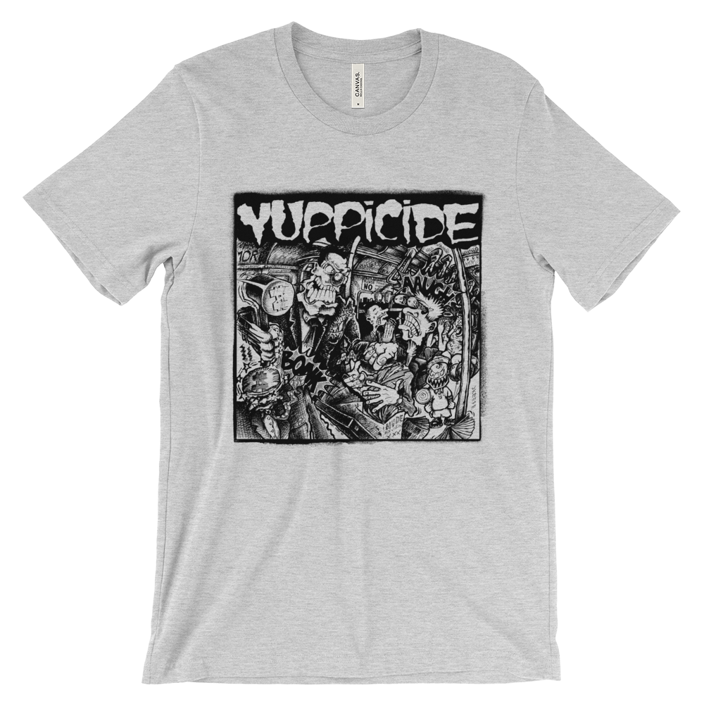 "Image of Subway Shirt 7"" (Black Ink)"
