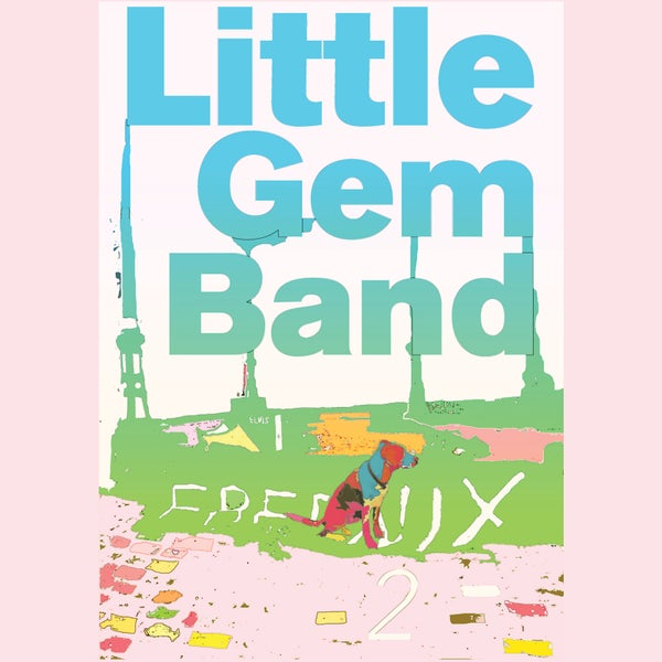 Image of Little Gem Band - Freenix 2