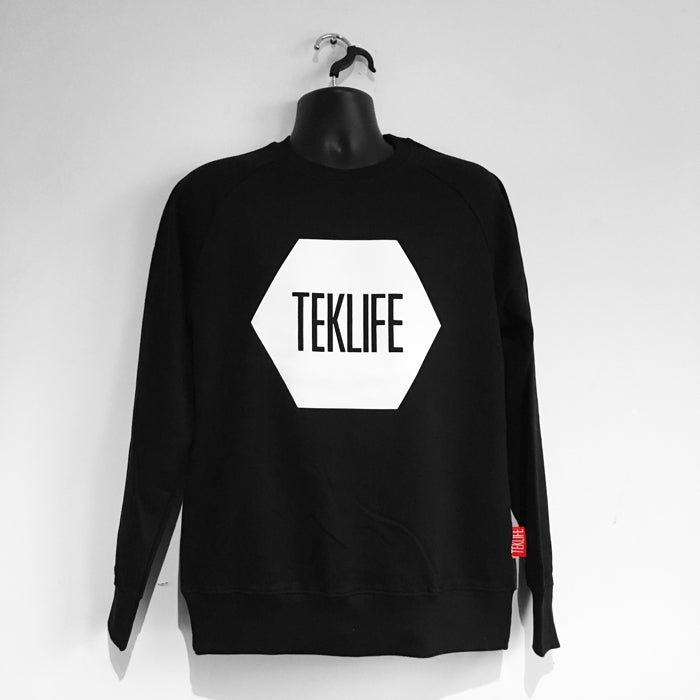 Image of TL 015 Teklife Black Sweater classic