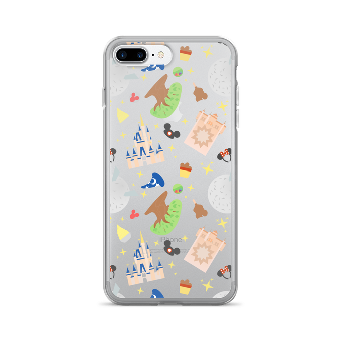Image of The World - iPhone And Samsung Case